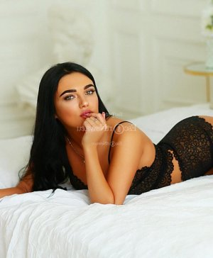 Noeva escort girl in Watertown NY, nuru massage