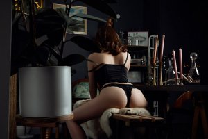 Serah erotic massage and escort girl